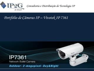 Consultoria e Distribuição de Tecnologia IP