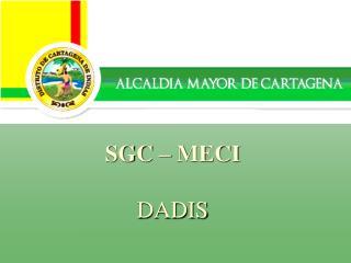 Alcaldía Distrital de Cartagena Secretaria de Hacienda Distrital