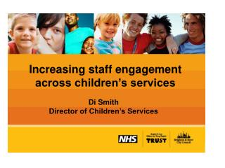 Increasing staff engagement across children's services