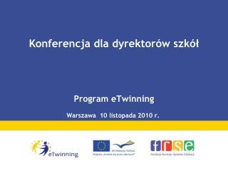 Konferencja dla dyrektorów szkół