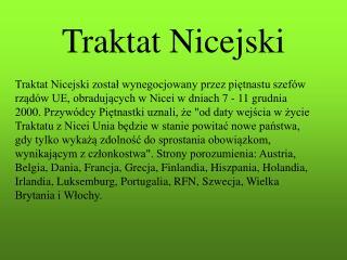Traktat Nicejski