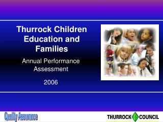 Thurrock Children Education and Families