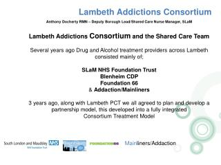 Lambeth Addictions Consortium