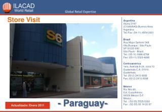 - Paraguay-
