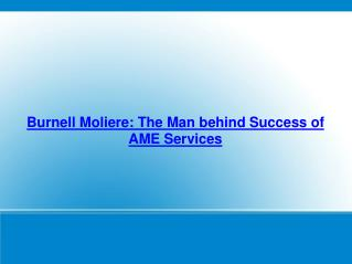 Burnell Moliere