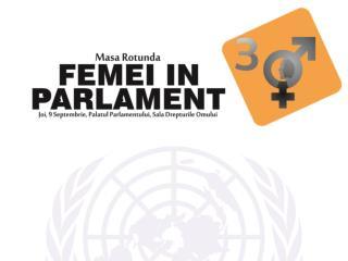 Ați vota o femeie pentru funcția de Președinte al Romaniei?
