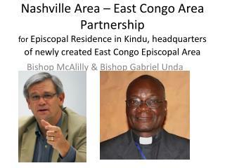 Bishop McAlilly & Bishop Gabriel Unda