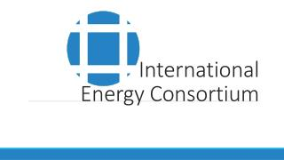 International  Energy Consortium