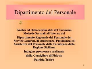 Dipartimento del Personale