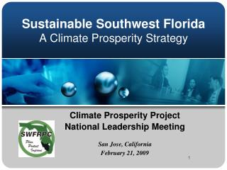 Sustainable Southwest Florida A Climate Prosperity Strategy
