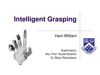 Intelligent Grasping