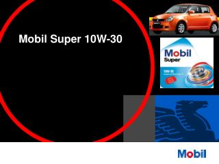 MOBIL SUPER 10W 30