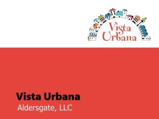 Aldersgate, LLC