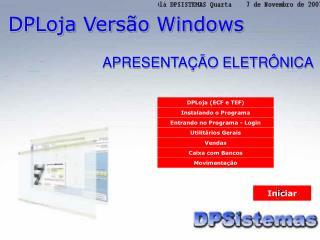 DPLoja Versão Windows