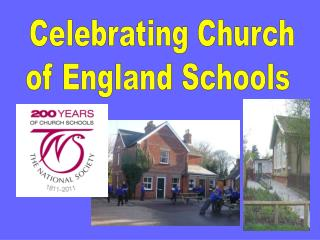Celebrating Church of England Schools