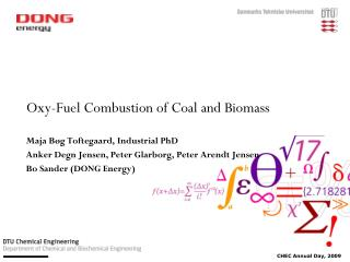 Oxy-Fuel Combustion of Coal and Biomass