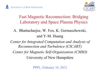 Fast Magnetic Reconnection: Bridging Laboratory and Space Plasma Physics