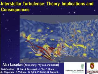 Interstellar Turbulence: Theory, Implications and Consequences