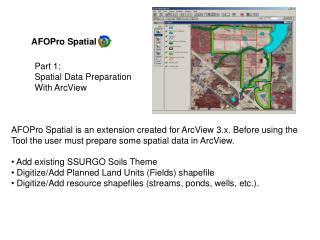 AFOPro Spatial