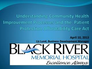 Creating a Successful Community Health Improvement Process