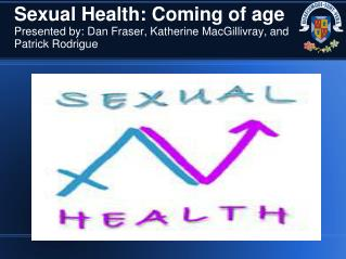 What is sexual health?