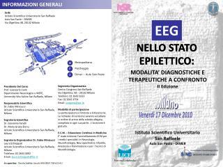 MODALITA' DIAGNOSTICHE E TERAPEUTICHE A CONFRONTO II Edizione Istituto Scientifico Universitario