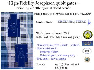 High-Fidelity Josephson qubit gates –  winning a battle against decoherence
