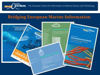Bridging European  Marine  Information