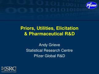 Priors, Utilities, Elicitation  & Pharmaceutical R&D