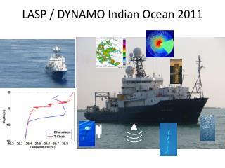 LASP /  DYNAMO Indian Ocean 2011