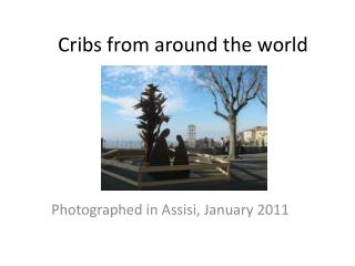 Cribs from around the world