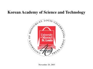 Korean Academy of Science and Technology
