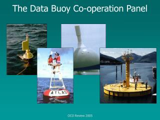 The Data Buoy Co-operation Panel