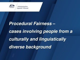 Cultural competence in Australia