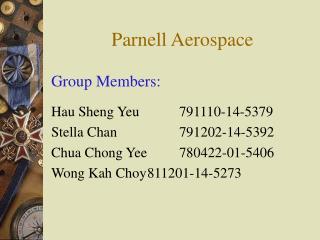 Parnell Aerospace