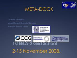 1st EELA-2 Grid School