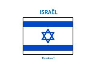 ISRAËL Romeinen 11