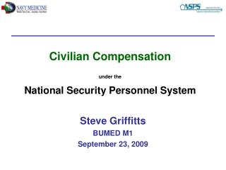 Civilian Compensation under the National Security Personnel System