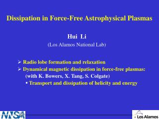 Dissipation in Force-Free Astrophysical Plasmas