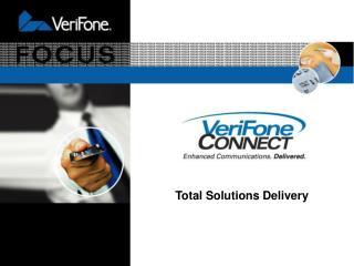 VeriFone Connect