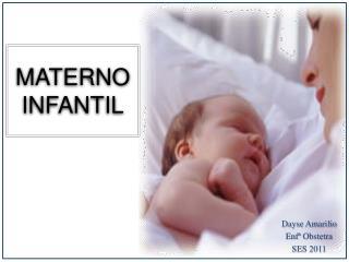 MATERNO INFANTIL