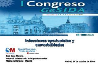 Infecciones oportunistas y comorbilidades
