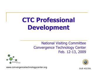 CTC Professional Development