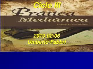 Ciclo III