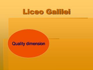 Liceo Galilei