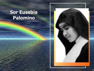 Sor Eusebia Palomino