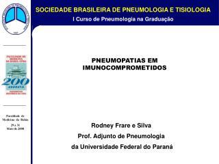 I Curso de Pneumologia na Graduação