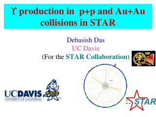   production in  p+p and Au+Au collisions in STAR