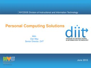 Personal Computing Solutions