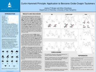 Curtin-Hammett Principle: Application to Benzene Oxide-Oxepin Tautomers